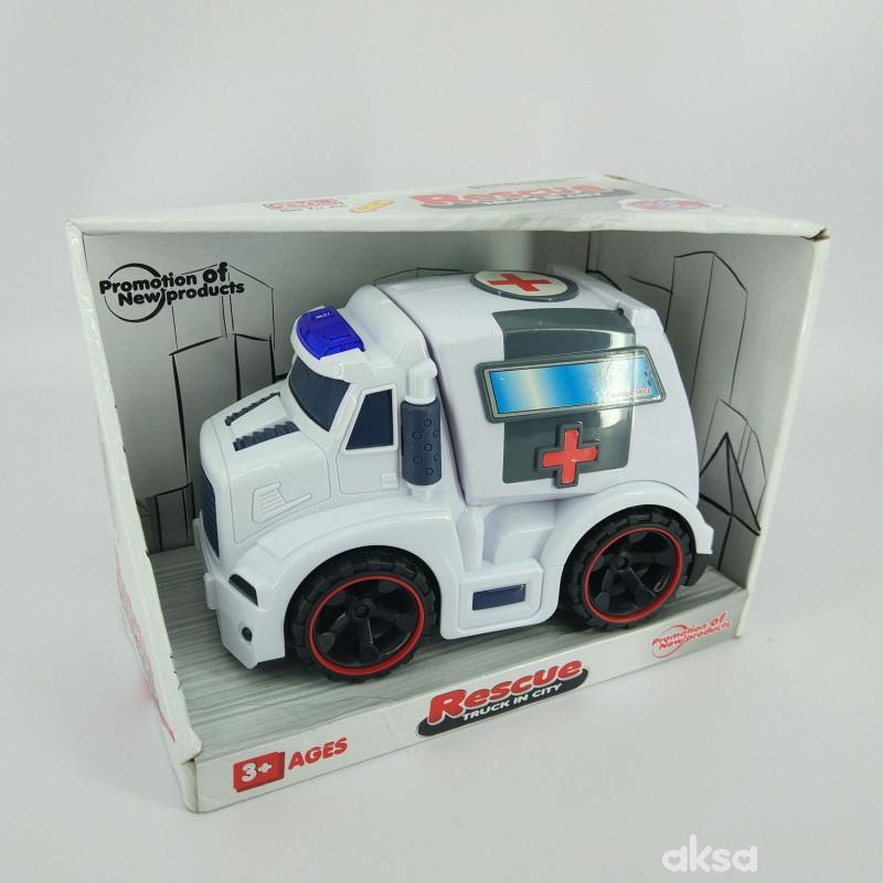 Hk Mini, igračka ambulatno vozilo