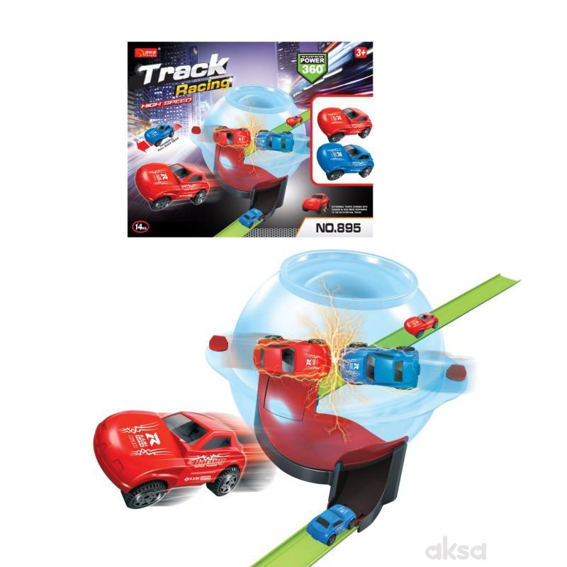 Qunsheng Toys, igračka trkačka staza