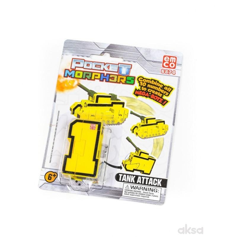 Pocket Morphers igračka broj 1