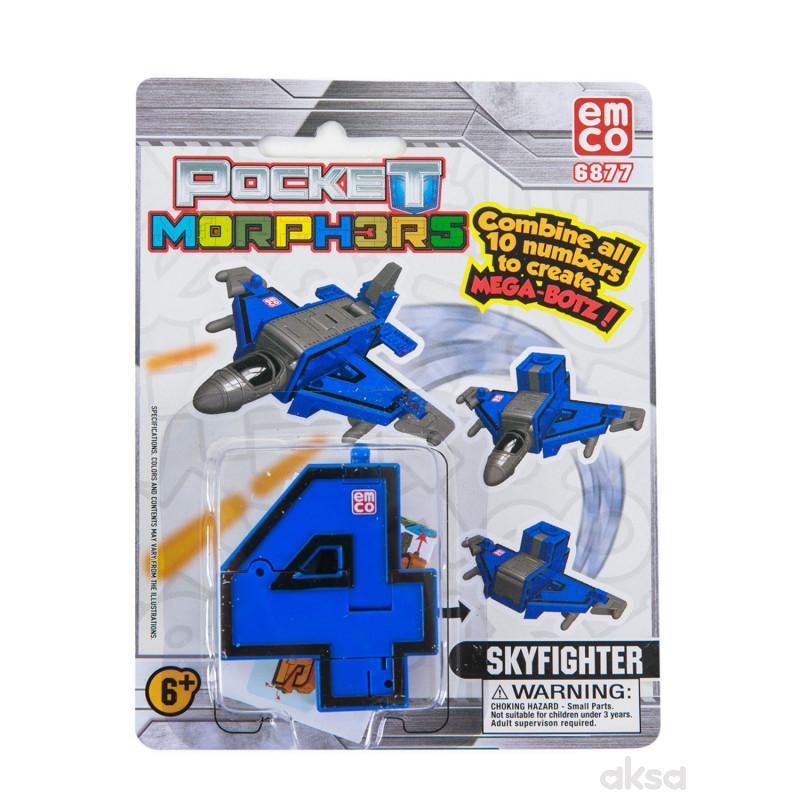 Pocket Morphers igračka broj 4