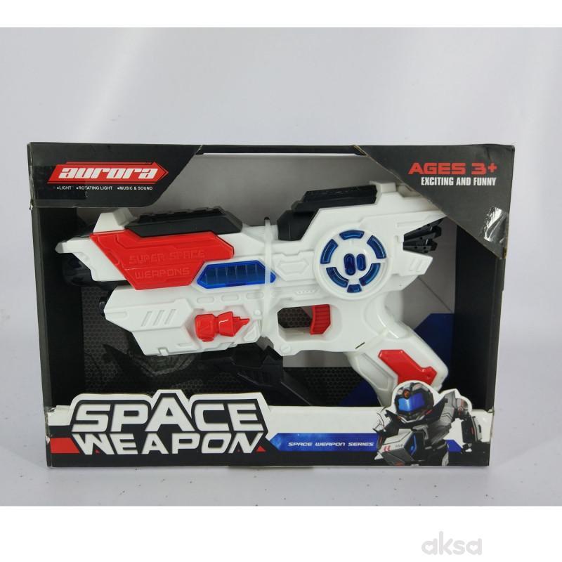 HK Mini igračka space super pištolj