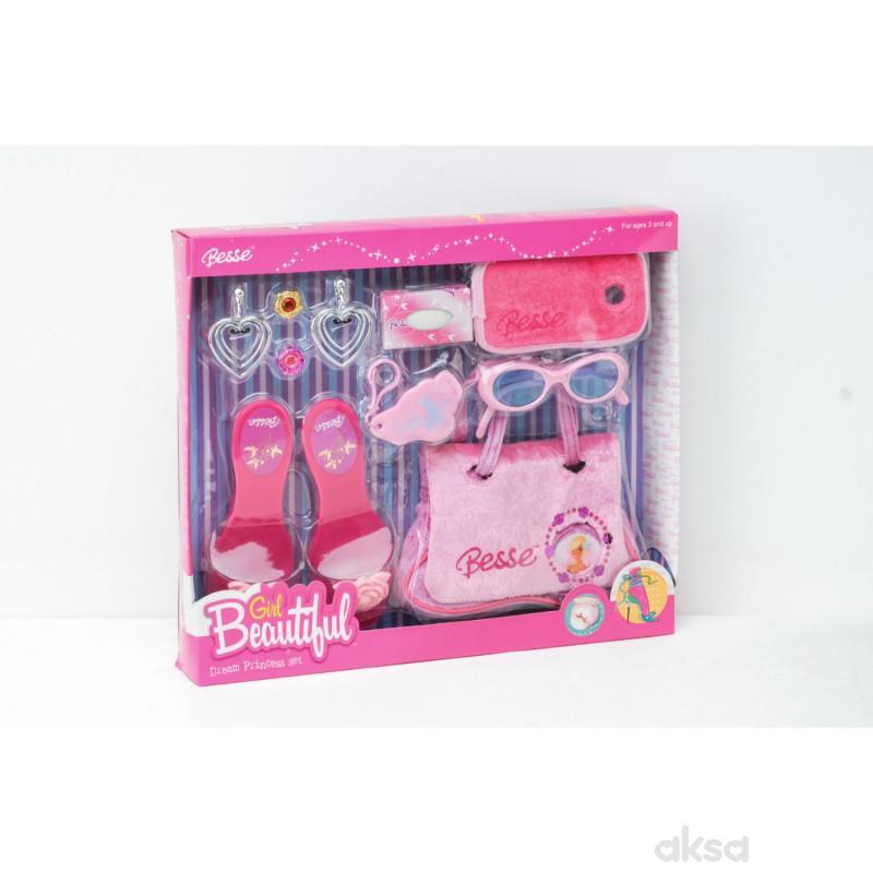 Qunsheng Toys, igračka modni set za djevojčice
