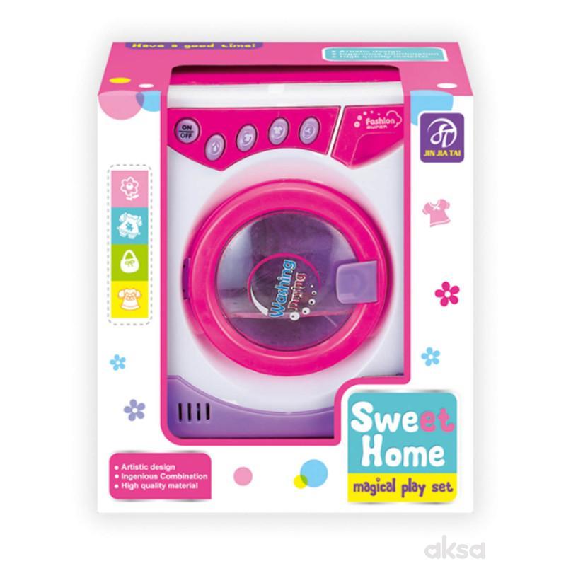 HK Mini igračka, veš mašina, manja