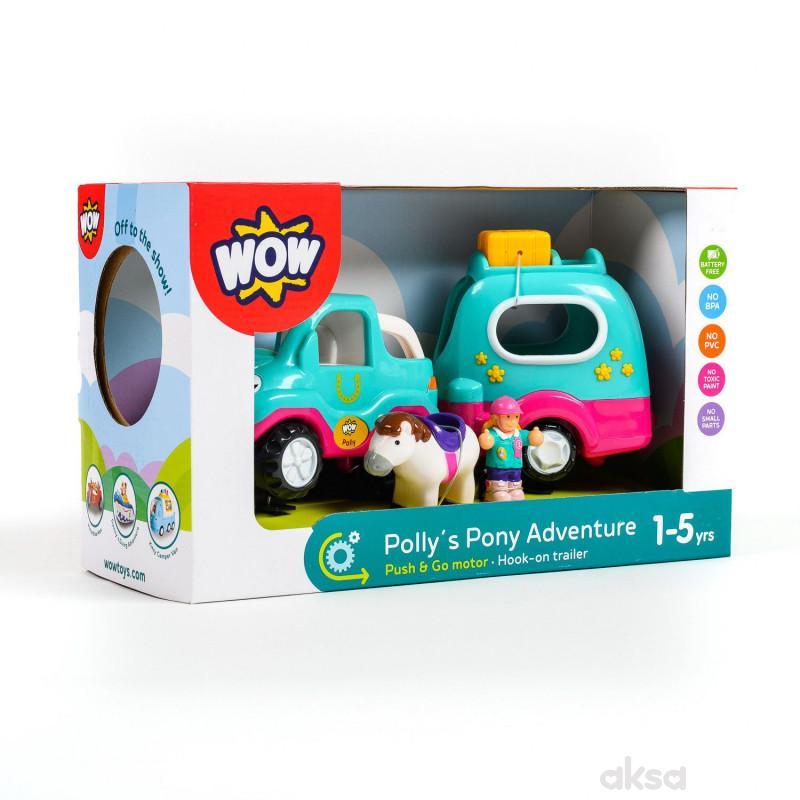 Wow igračka Polly