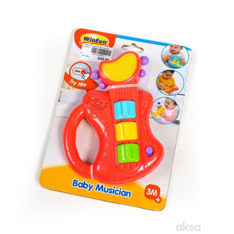 Win Fun igračka Baby gitara