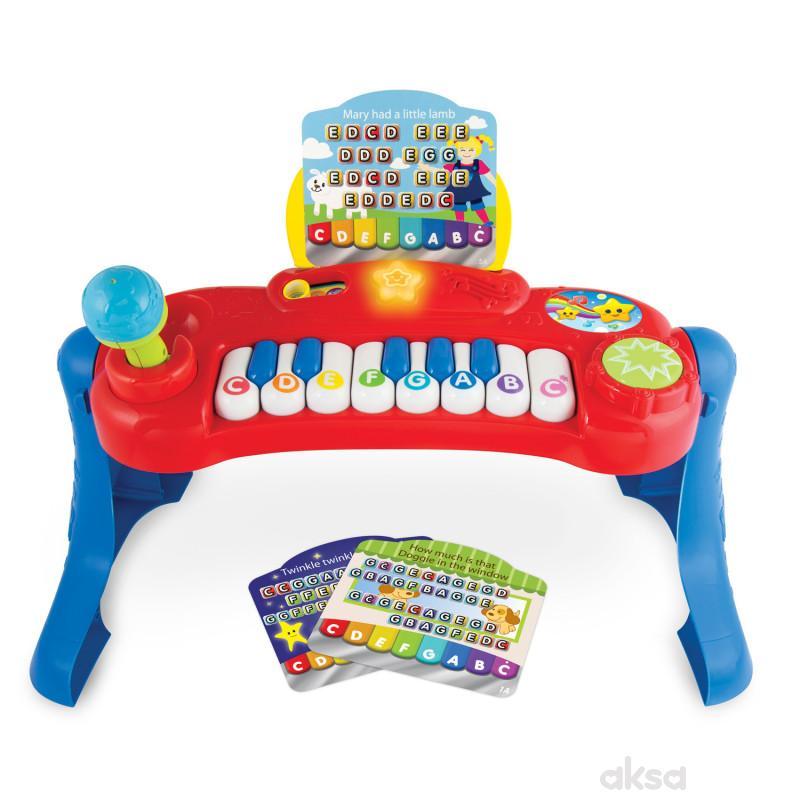 Win Fun igračka Muzički centar