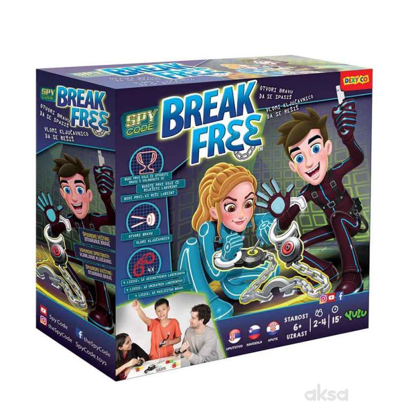 Break free društvena igra