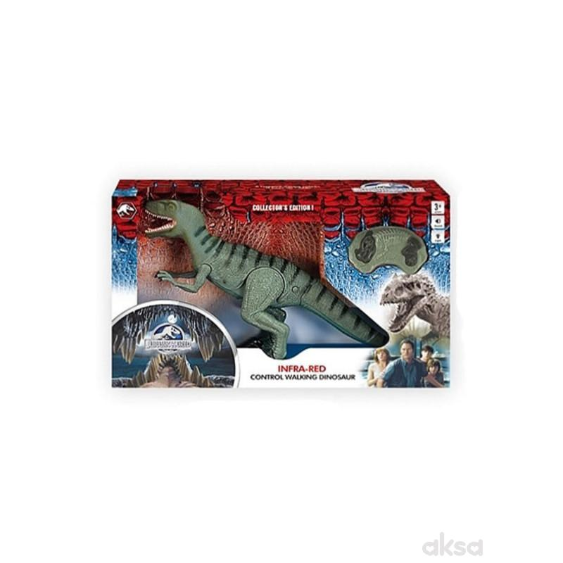 Qunsheng Toys, igračka dinosaurs sa infrared kontrolom