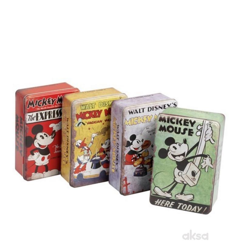 Kutija Mickey Disney 20x13x6,7cm 33899