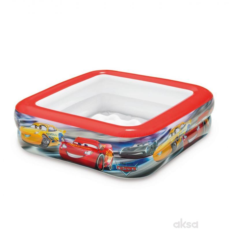Intex bazen na napuhavanje Cars Play box, 1-3