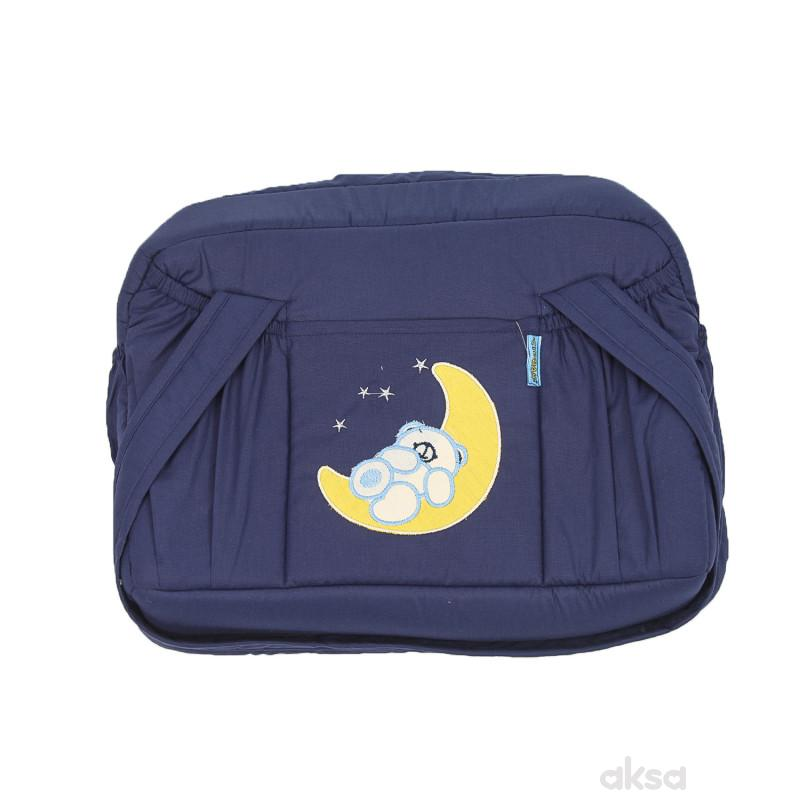 Stefan torba Mjesec,teget-žuta