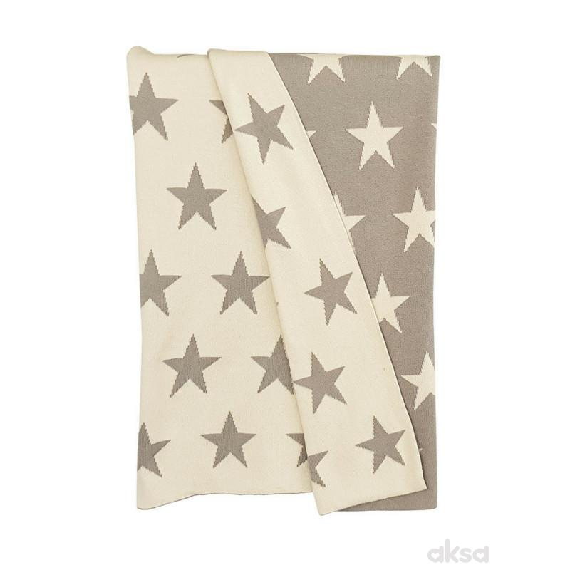 Baby Textil deka LUX - Zvjezdice,80x100CM
