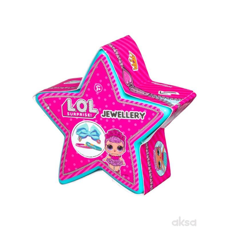 LOL set nakit u zvijezdi display 24pcs