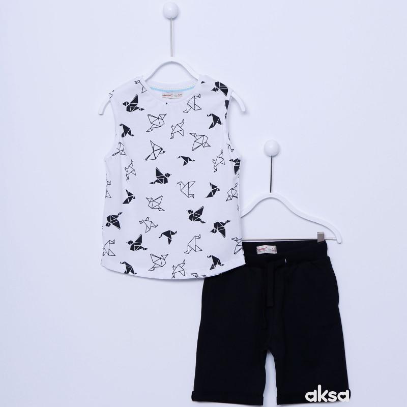 SilverSun komplet(majica atlet i šorts),dječaci