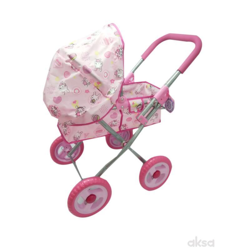 Qunsheng Toys, igračka kolica za bebe kolijevka