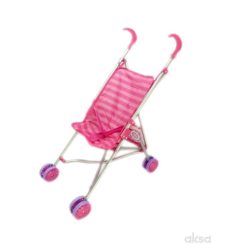 Qunsheng Toys, igračka kolica za bebe kišobran bt