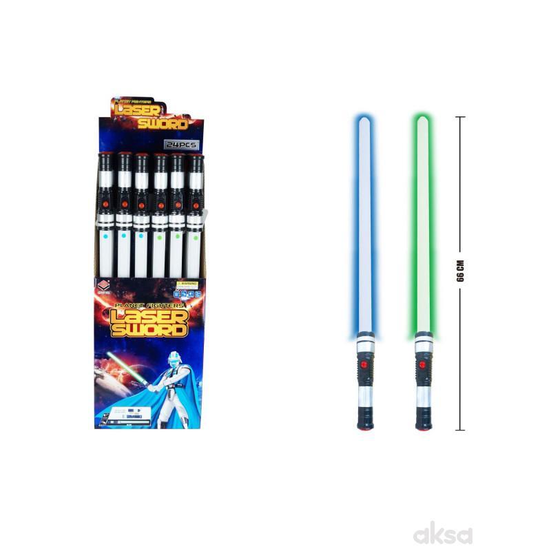 Qunsheng Toys, igračka mač laser sw