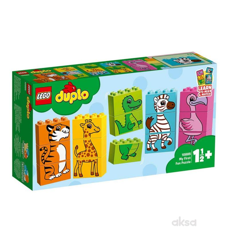 Lego Duplo My First Fun Puzzle