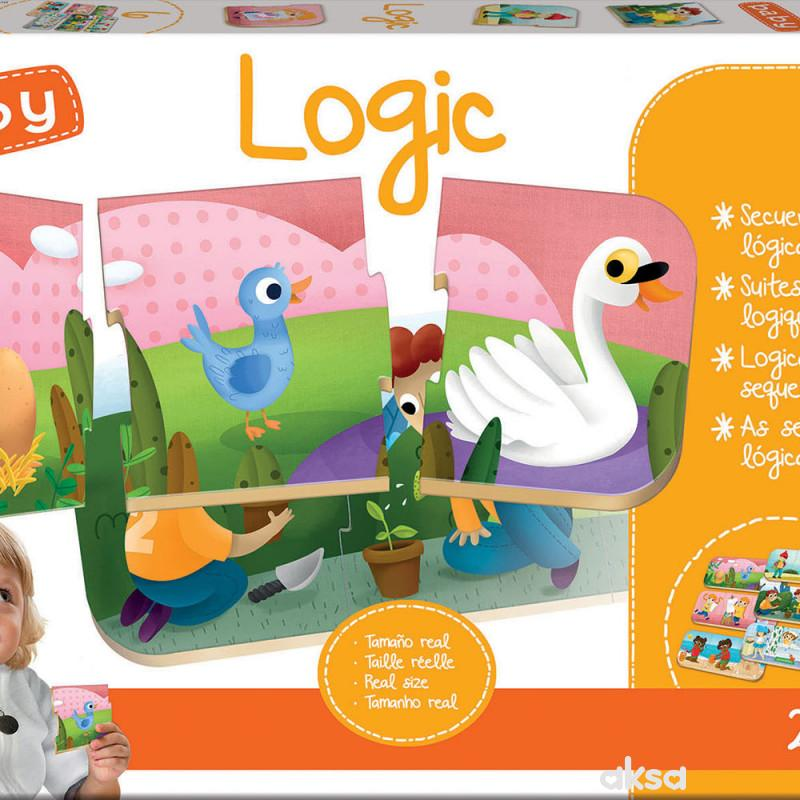 Educa baby slagalica logika