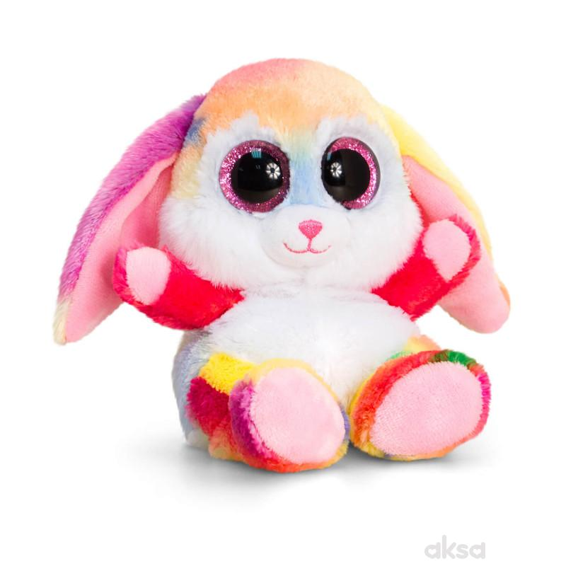Keel Toys plišana igračka Animotsu zeko 15 cm