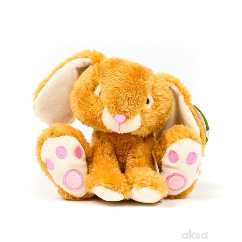 Keel Toys plišana igračka Pippins zeko, 14 cm
