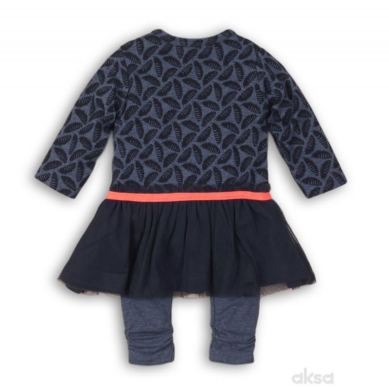 Dirkje komplet(haljina dr i helanke),djevojčice