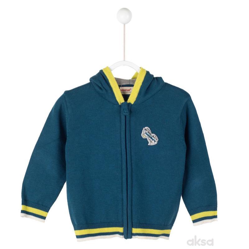 SilverSun džemper sa kapuljačom,dječaci
