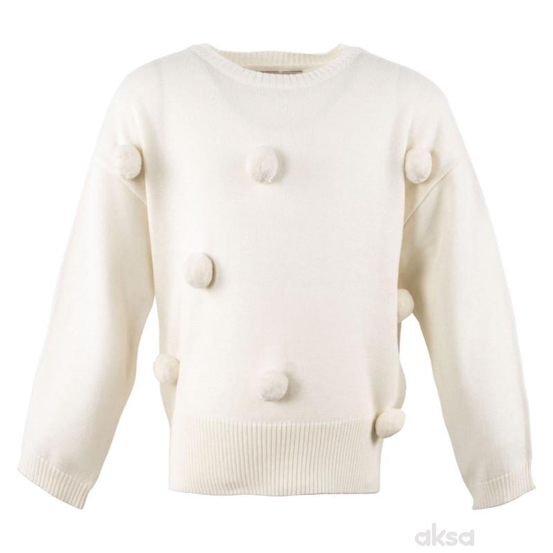 SilverSun džemper,devojčice-2-92 2-92