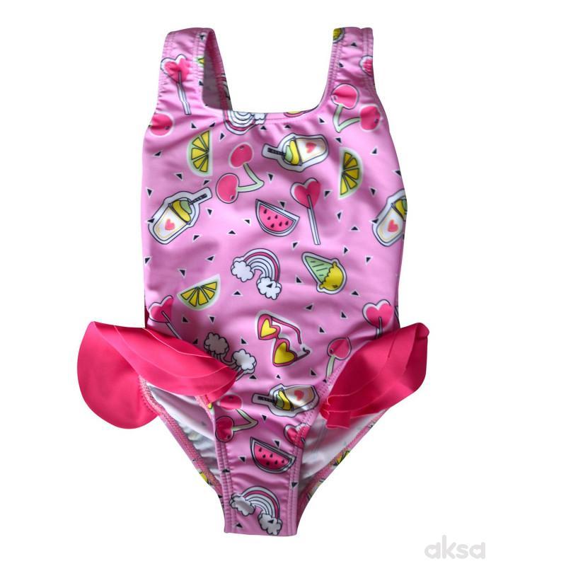 Lillo&Pippo jednodijelni kupaći,djevojčice