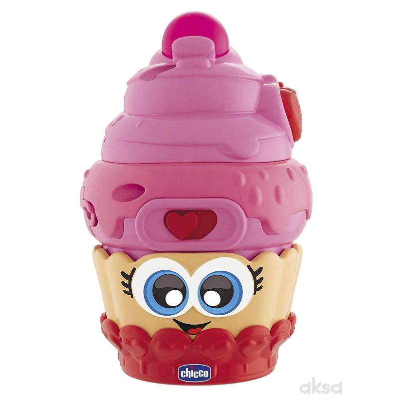 Chicco igračka Cupcake roze