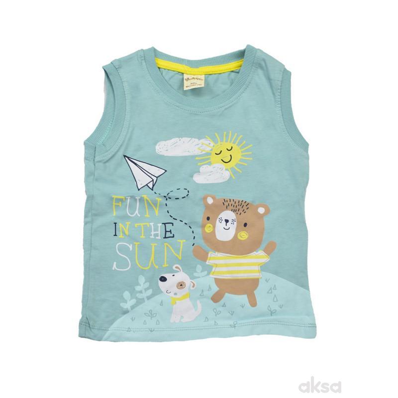 Lillo&Pippo majica atlet,dječaci
