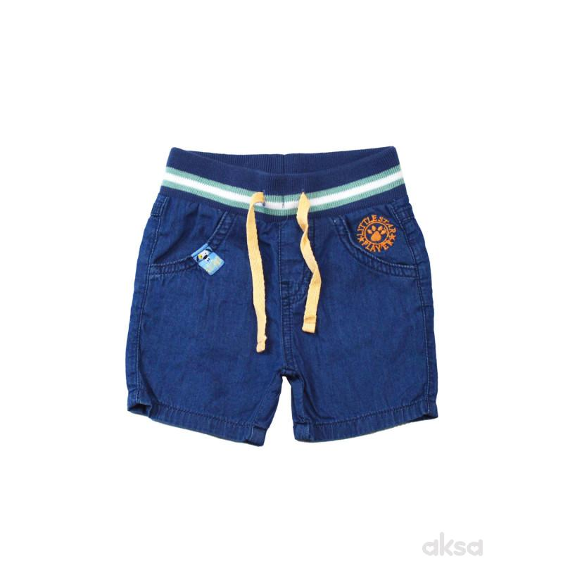 Lillo&Pippo teksas šorts,dječaci