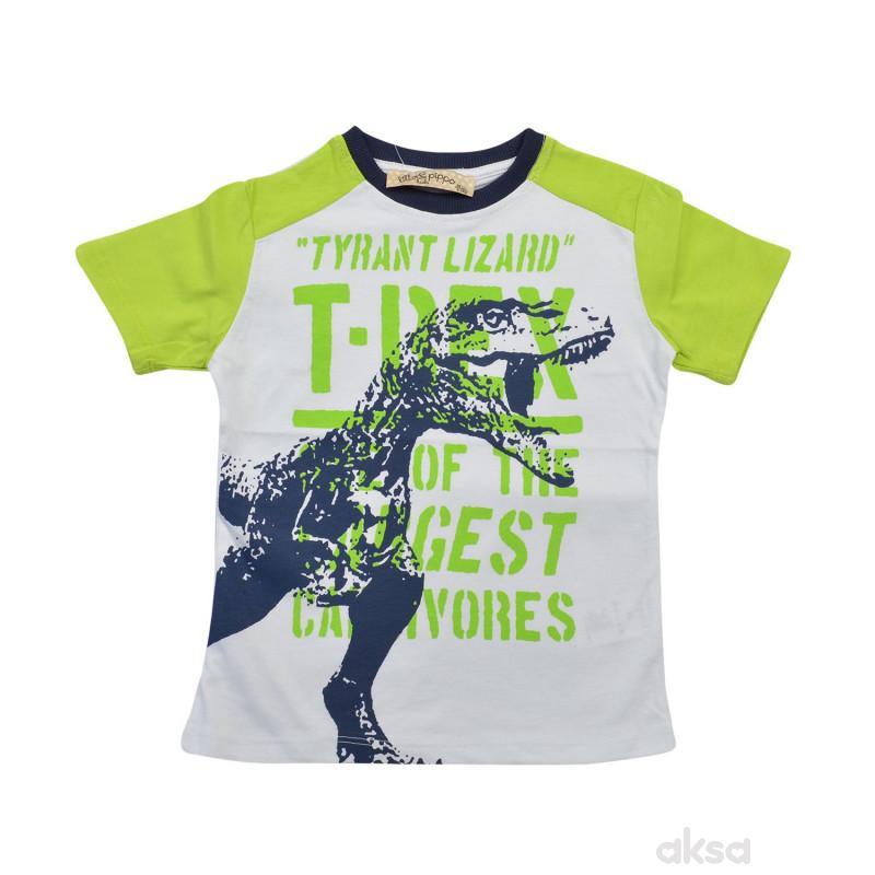 Lillo&Pippo majica kr,dečaci,3-98-3-98 3-98 7-ZELENA