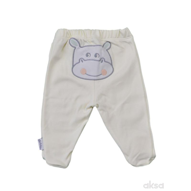 Lillo&Pippo bebi pantalone, dečaci-56 56 5-BEŽ