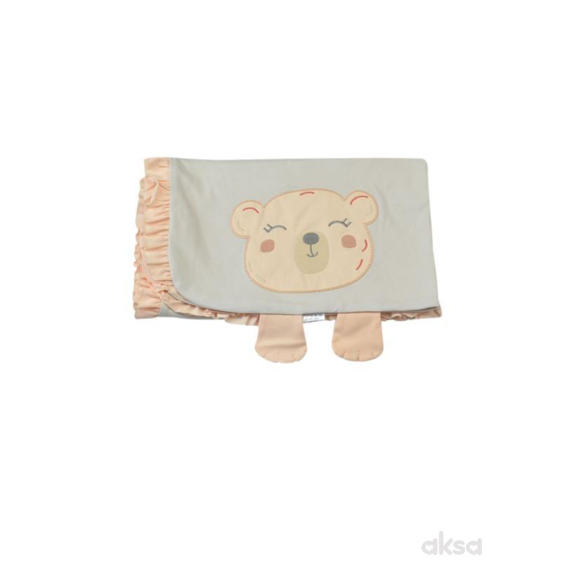 Lillo&Pippo prekrivač, djevojčice