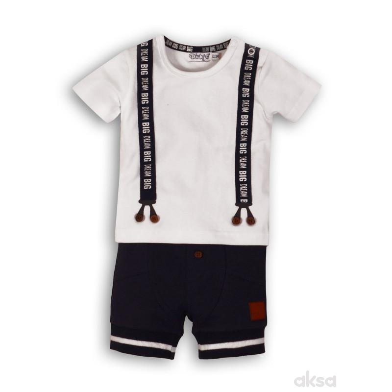 Dirkje komplet(majica kr, šorts),dječaci