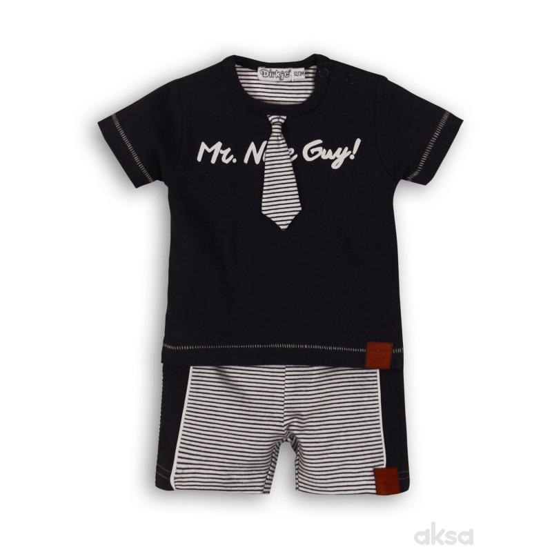 Dirkje komplet(majica kr, šorc),dečaci,62-62 62 14-TEGET