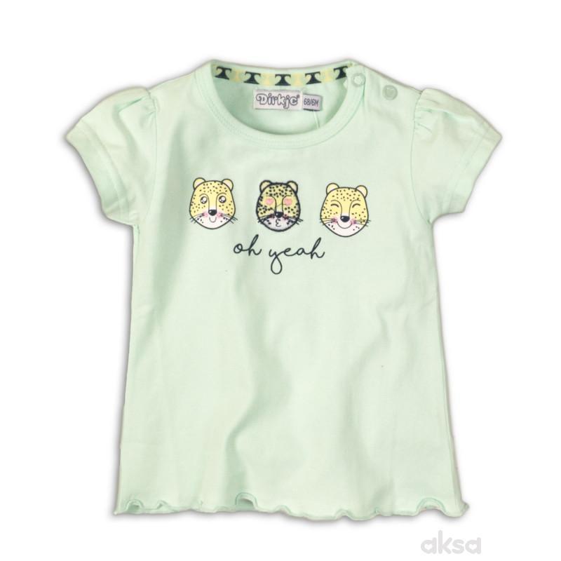 Dirkje majica kr,devojčice,1-86-1-86 1-86 2-PLAVA