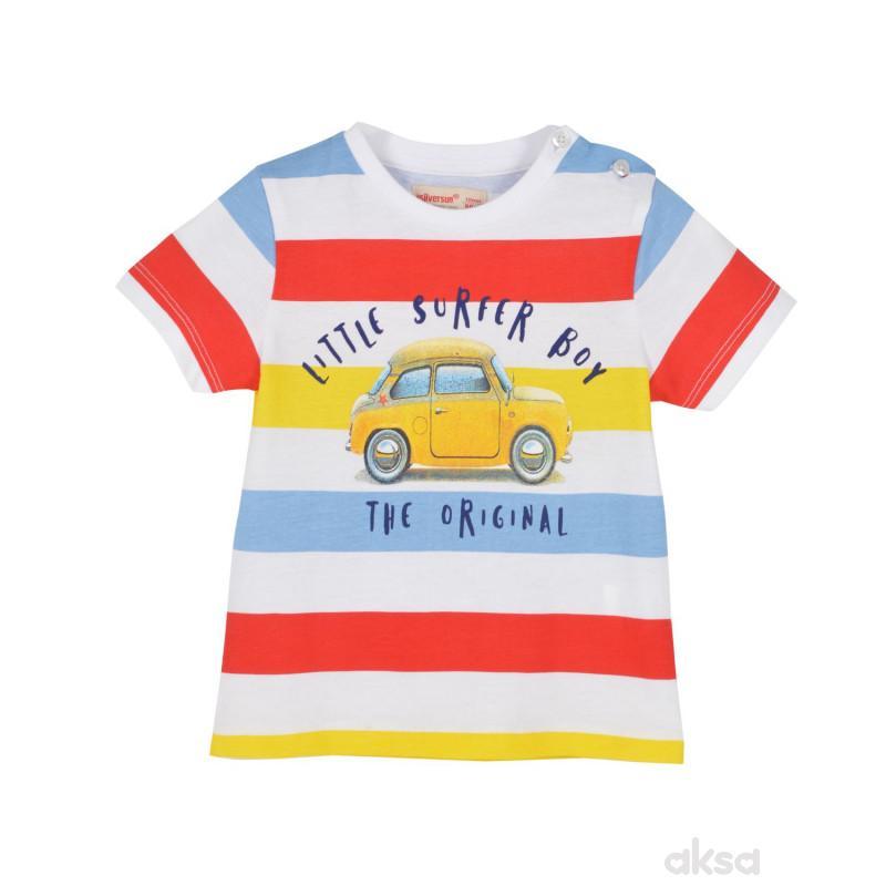 SilverSun majica,dečaci,1-86-1-86  9-CRVENA