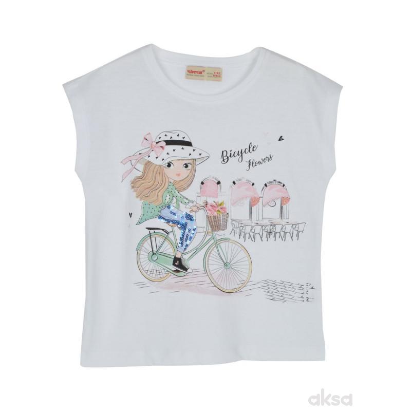SilverSun majica,devojčice,kr,2-92-2-92  1-BELA