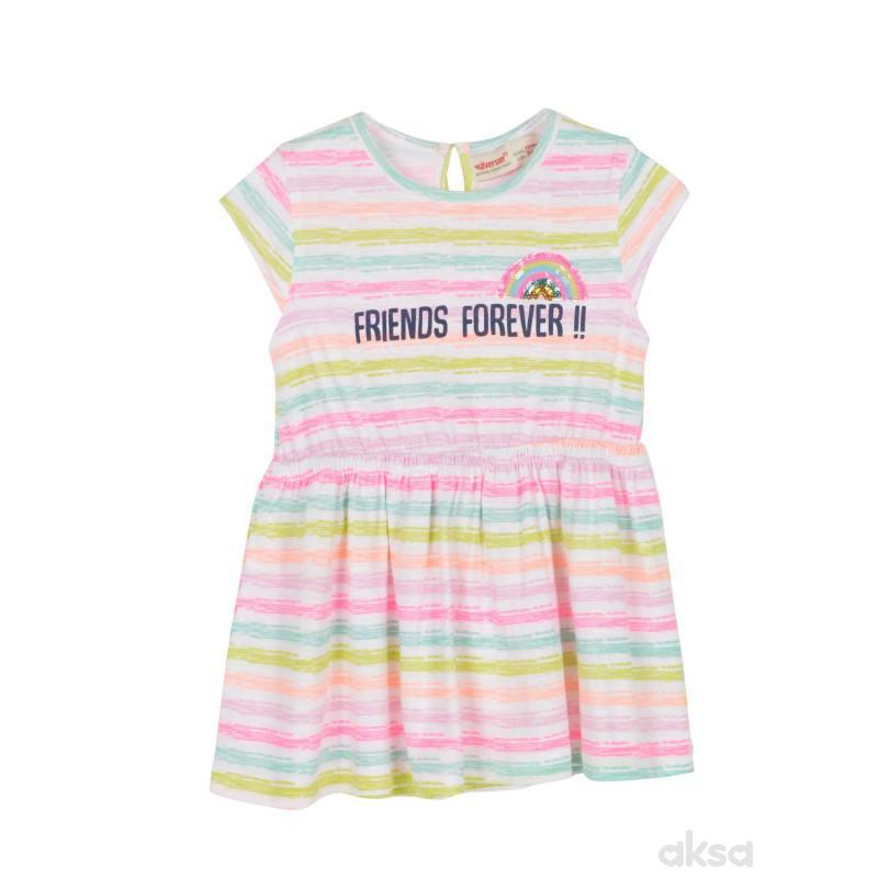 SilverSun haljina,djevojčice,kr
