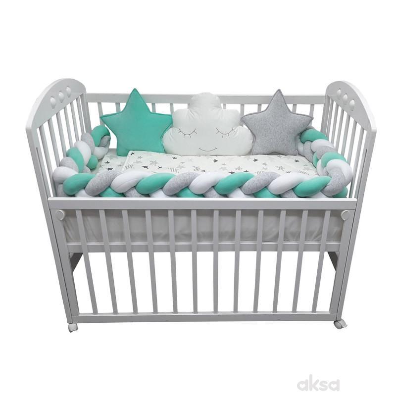 Baby Textil punjena posteljina Bambino