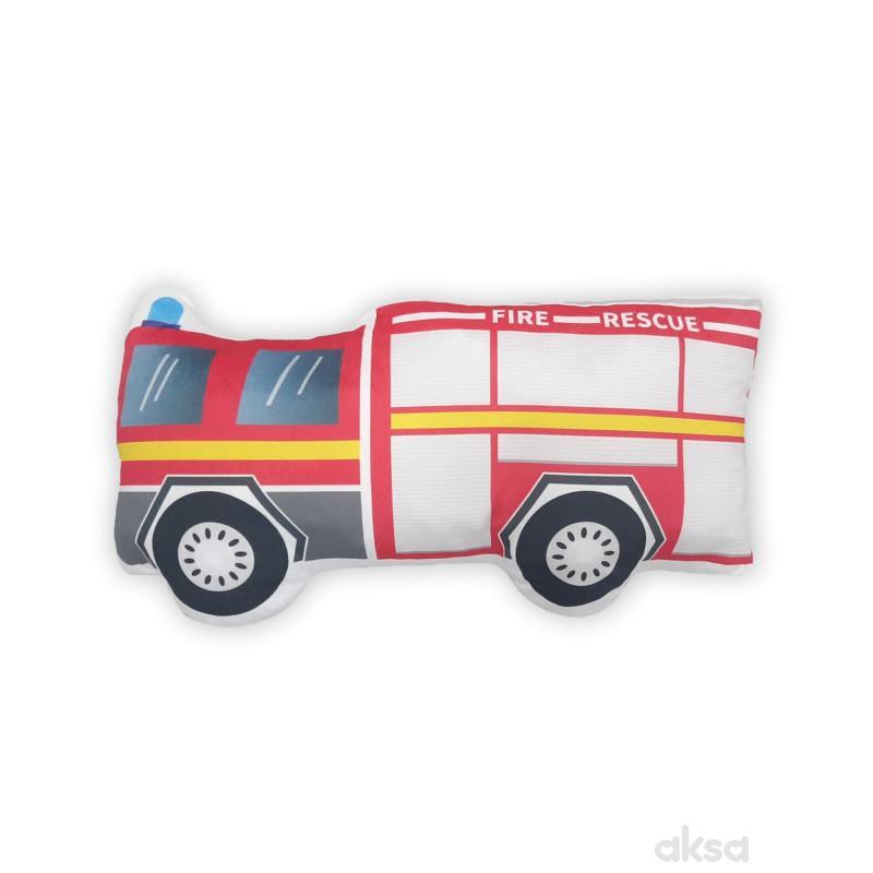 Baby Textil ukrasni jastuk Vatrogasno vozilo