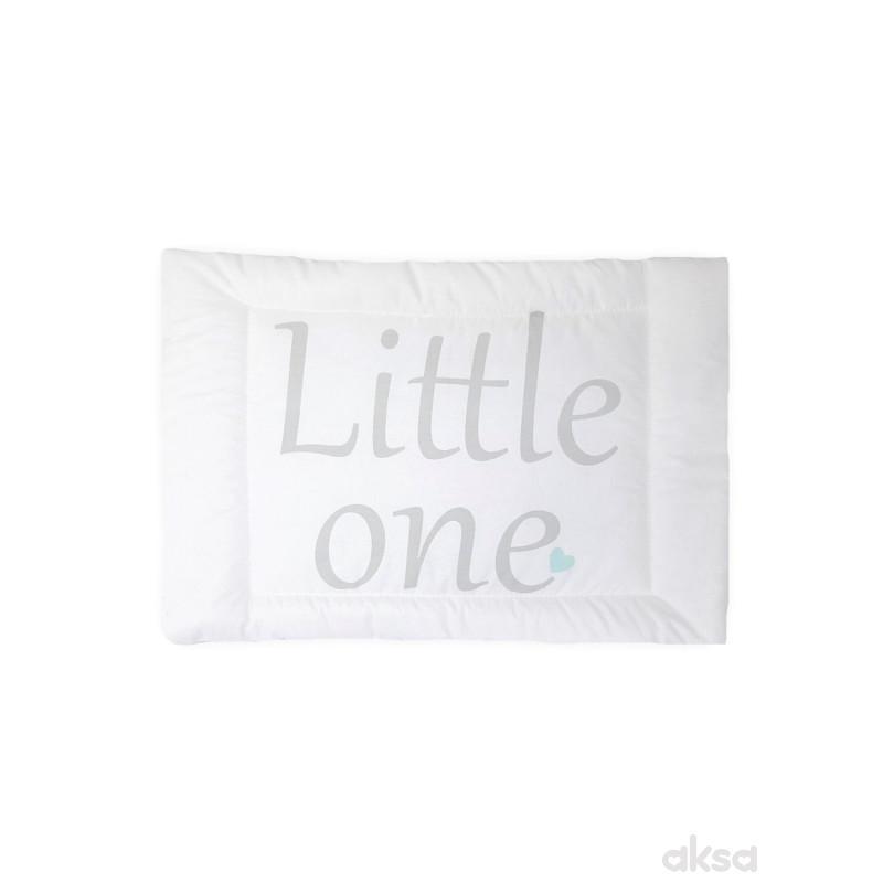 Lillo&Pippo jastuk za bebe i decu Little one-MINT  7-ZELENA