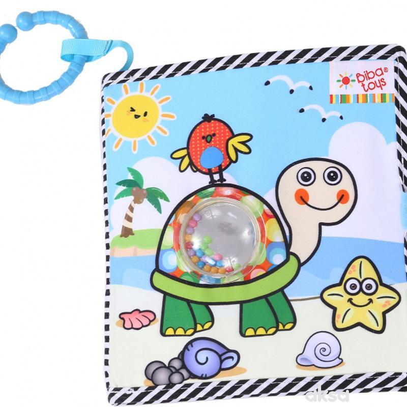 Biba Toys igračka mekana knjiga za bebe