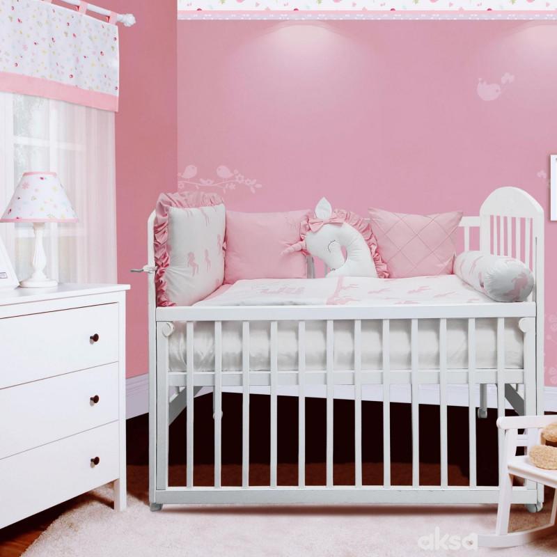 Baby Textil punjena posteljina Jednorog