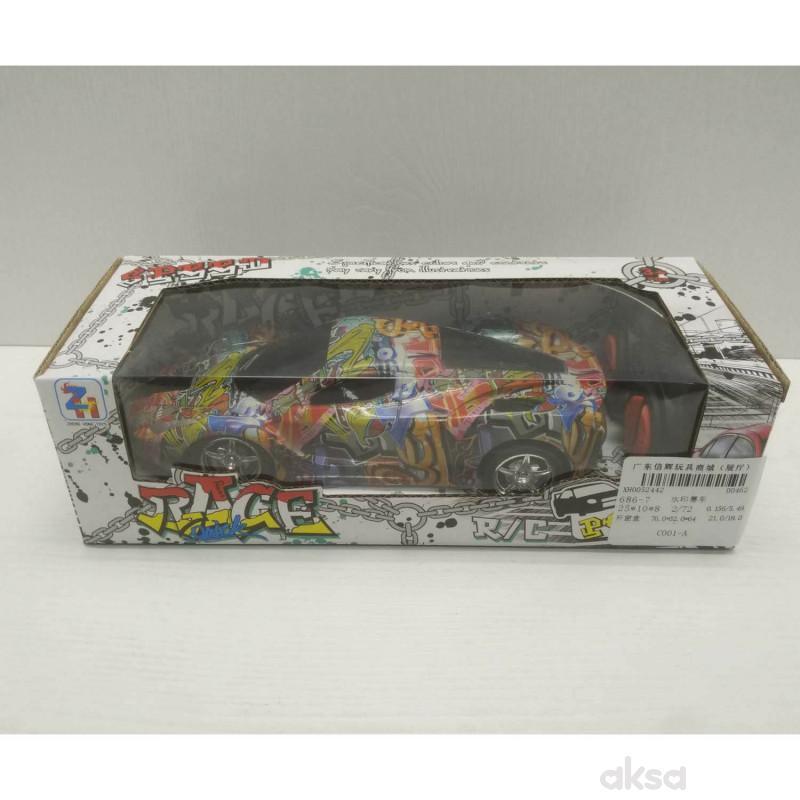 HK Mini igračka trkački automobil 2