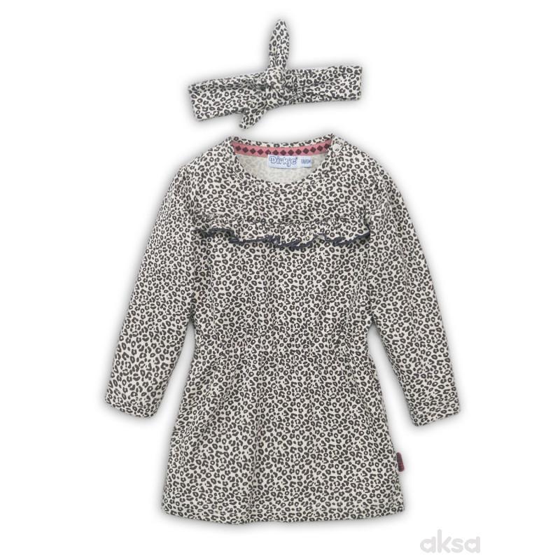 Dirkje komplet 2/1 (haljina, traka), djevojčice