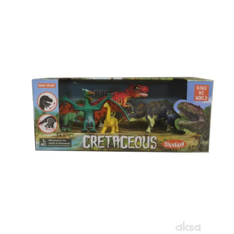 HK Mini igračka svijet dinosaursa