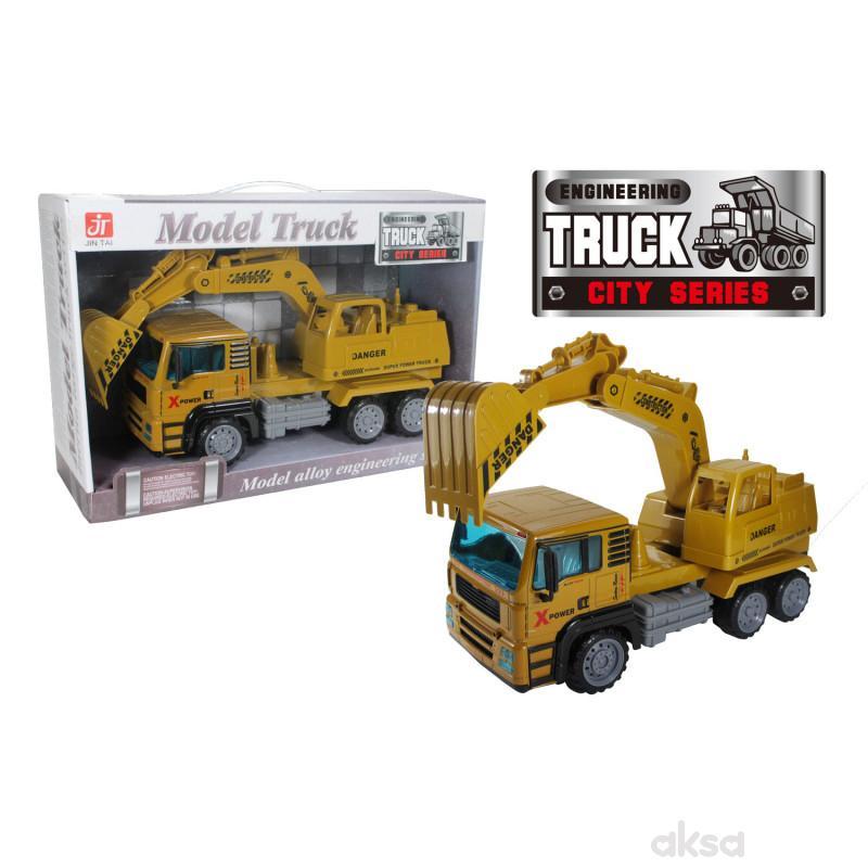 Qunsheng igračka kamion za građevinu